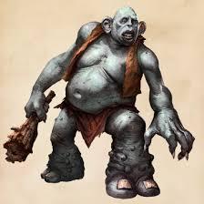Mountain troll | Harry Potter Wiki | Fandom
