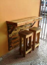 Image Design Ideas Pallet Bar Table With Stools Top 30 Pallet Ideas To Diy Furniture For Your Home Diy Crafts Pinterest Top 30 Pallet Ideas To Diy Furniture For Your Home Pallet Ideas