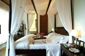 Romantic Canopy Beds Four Poster Bed And For Bedroom Sale – acojais.com