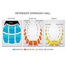 Meyerhoff Symphony Hall Tickets