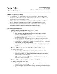100 Resume Ex It Manager Resume Example Military Resume Samples
