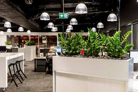 Office design sydney Commercial Open Plan Office Biophillia Plants In Office Design Kellyville Kitchens Simonds Homes Aspect Interiors Workspace Strategy Office