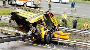 bus driver in deadly new jersey crash had 14 license suspensions dmv spokesperson abc news