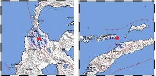 Oleh yoiyok agustus 07, 2019 posting komentar. Gempa Hari Ini Dua Gempa Magnitudo 4 2 Di Alor Dan Sigi Tekno Tempo Co