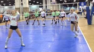 Audrey Erickson Volleyball - YouTube
