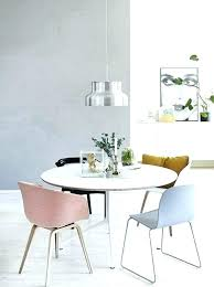 scandinavian dining table dining table style round pony a cm wooden dining table and high table