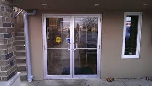 stupendous front door with windows amazing business glass front door with doors windows commercial