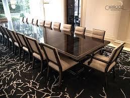 grand dining room chairs custom made ebony art style grand dining table modern dining room grand grand dining