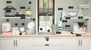Sims 3 Kitchen Foxy Sims Woodebidge Kitchen Wcif 1 Sink Eris Sims 3 Cc Finds