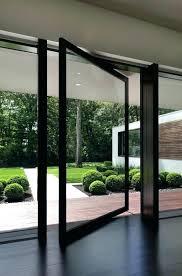 frameless glass entry doors residential glass front doors for homes beautiful glass front doors for your