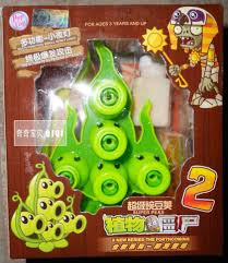 The Latest Plant Vs Zombies 2851 Toys 2 Super Pea Pod Night