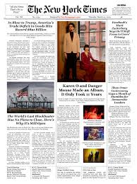 The Times Newspaper Template 016 New York Times Newspaper Template Google Docs Ideas