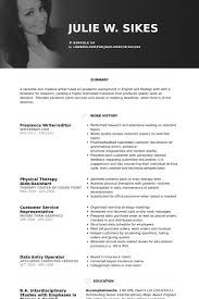 Freelance Writer Resume Objective Freelance WriterEditor Resume samples VisualCV resume samples 26