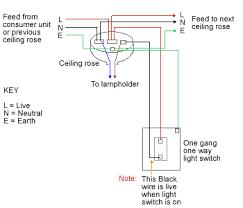 one way switch wiring diagram light wiring diagram host
