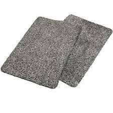 absorbent door mats com haven homes clean tidy indoor doormat twin pack