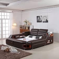 modern bedroom bed. Simple Bed Muebles De Dormitorio 2018 Limited New Arrival Modern Bedroom Set Moveis  Para Quarto Furniture Massage Soft Inside Bed D