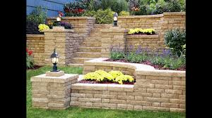 backyard retaining wall designs. Retaining Wall Design Ideas For Landscaping Backyard Designs L