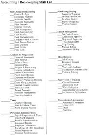 Key Qualifications To Put On A Resume Best Examples Of What Skills