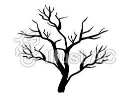 枯れた木イラスト無料イラストならイラストac