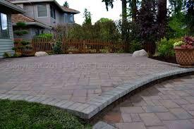 brick paver patio remodel concept perfect cost