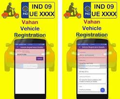 car registration details rto vehicle