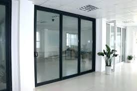3 panel sliding glass door large size of panel sliding patio door 3 panel sliding glass