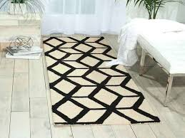 black and white rug runner hallway runner rugs next day delivery hallway runner rugs from for black and white
