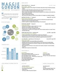 Instructional Design Resume Examples Interior Design Resume I Like The My Life In A Bubble Section 22