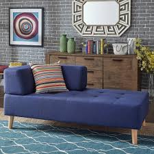 Soto Modern Upholstered Modular Chaise Loveseat iNSPIRE Q Modern - Free  Shipping Today - Overstock.com - 18592740