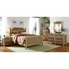 Wicker & Rattan Bedroom Sets You ll Love