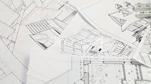 architecture blueprints. Architecture Blueprints Wallpaper Pliers, Nail Puller \u0026 Architectural Blueprints: Royalty-free Video M