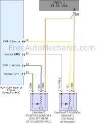 code p0340 2009 hyundai sonata 2 4 gls automechanic advice code p0340 camshaft sensor wiring diagram 2009 hyndai sonata 2 4l