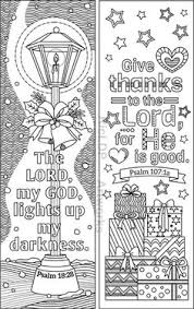 coloring book markers elegant 8 printable verse coloring bookmarks coloring doodle