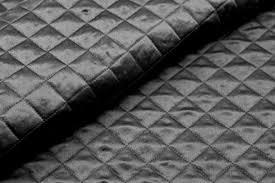 Quality fabric - silk, silk satin, quilted silk, wadded silk ... & Quilted Silk Satin - Black Adamdwight.com