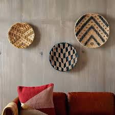 wall wicker baskets enchanting decorative wall baskets decorating inspiration flat woven basket art for large decor wicker basket wall mounted wicker