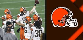 the browns won their first playoff game