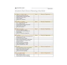 Party Planning Template Free Checklist Free Event Planning Template Festival Checklist C Struct