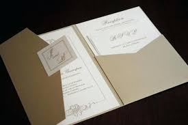 Wedding Invitation Folder Pocketfold Invitation Wedding Inserts Pocket Fold Invitation