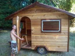 Small Picture Tiny Homes For Sale On Wheels EcoCabins Debras Tiny House For