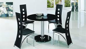 round oak extendable legs carrara design dining black gloss shap wooden metal designs room and rustic