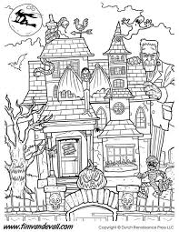 Homemade haunted mansion costumes 2019. 25 Awesome Image Of Haunted House Coloring Pages Entitlementtrap Com Halloween Coloring Book Halloween Coloring Pages House Colouring Pages