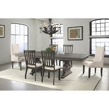 White Distressed Kitchen Table Distressed Dining Tables Youll Love Wayfair