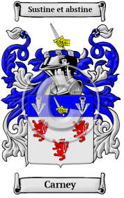 Carney Name Meaning, Family History, Family Crest & Coats of Arms