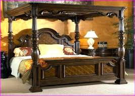 King Size Canopy Beds For Sale King Size Canopy Bed Download This ...