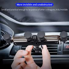 <b>Essager Gravity Car</b> Phone Holder For iPhone Xiaomi Universal Air ...