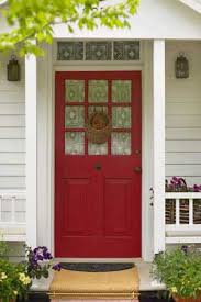 painting a front doorFront Door  Wood