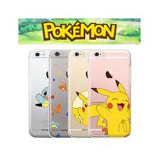 qoo10 authentic pokemon jelly case