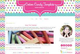 Vintage blog extras templates buttons