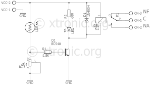 light dependent resistor circuit diagram the wiring diagram light dependent resistor circuit diagram vidim wiring diagram circuit diagram