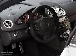 mercedes mclaren interior. mercedes benz slr mclaren 722 edition c199 2006 2007 mercedes mclaren interior n